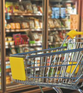 digital transformation grocery shopping