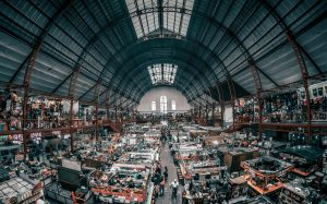 Digital Transformation and Food Halls