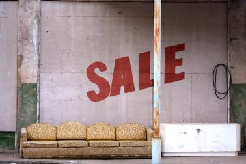 """Sale""​ by kevin dooley is licensed under CC BY 2.0"
