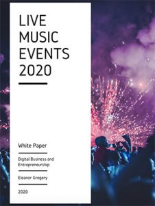 Digital Transformation and Live Music